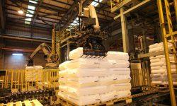 Chùm ảnh: Cận cảnh xuất bán sản phẩm hạt nhựa mới T3050