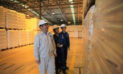 Lọc hóa dầu Bình Sơn sản xuất và xuất bán sản phẩm hạt nhựa mới T3050